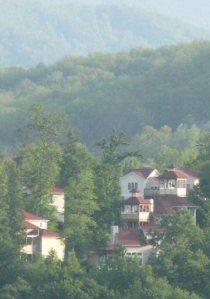 Hill houses, Gatlinburg