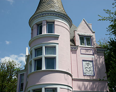 The Pink Palace- Old Louisville