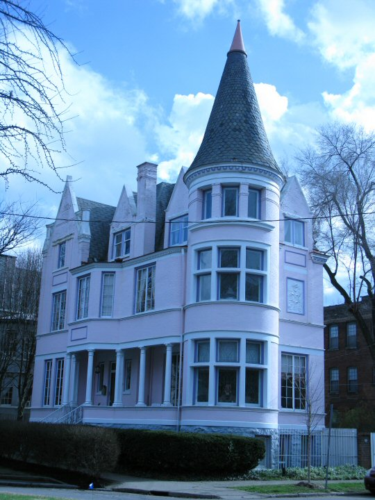 The Pink Palace, Old Louisville