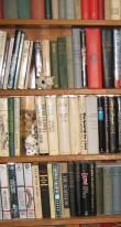 Mom's bookshelf