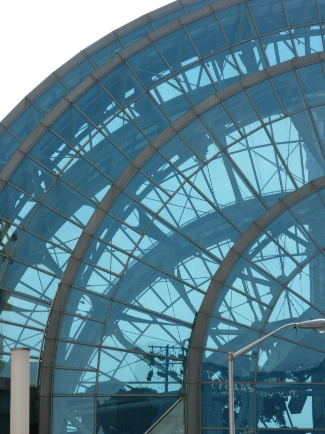 The ArtsGarden, downtown Indy