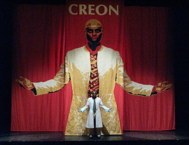 Everything is about Bob because Bob is so awesome!  Oh, wait...that's Creon.