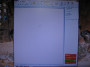 Staring at a blank page is so boring.