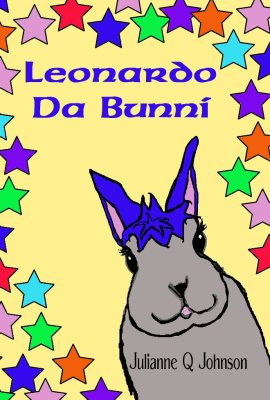 Leonardo Da Bunni.  Leonardo Da Bunni is what happened.