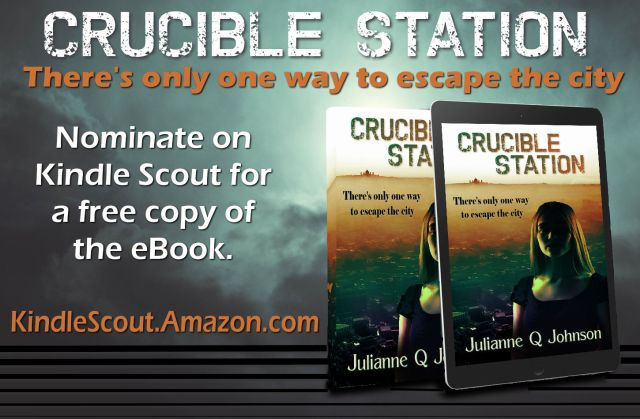 Crucible KS promo